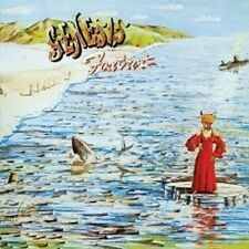 "GENESIS ""FOXTROTT"" CD REMASTERED NEU"
