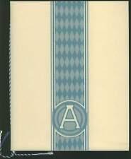 Berlin 1928 Werbeschrift Aschinger A.G. Gastronomie Bier Bierhallen Reklame RP