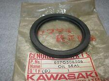 KAWASAKI REAR HUB WHEEL OIL SEAL F11 F11M 1973 1974 1975 NOS OEM 657G506506