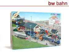 Kibri H0 9905 Set Güterabfertigung Großer Bausatz bestehend aus 7 Bausätzen Neu