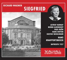 Wagner / Knappertsbusch / Aldenhoff / Varnay - Siegfried [New CD]