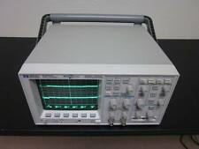 HP / Agilent 54645D 2 Channel 100MHz 200MSa/s Mixed Signal Oscilloscope