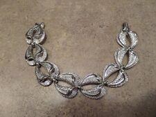 Vintage Coro Textured Bracelet Y2