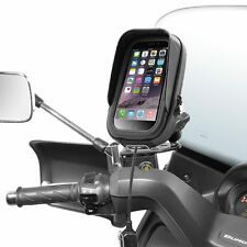 Yamaha Majesty 125 250 400 Holder + Bag waterproof iPhone + various smartphone