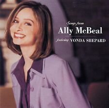 SONGS FROM ALLY MCBEAL - FEAT. VONDA SHEPARD / FILMMUSIK - SOUNDTRACK / CD