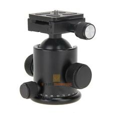 12KG Pro Panoramic Gimbal Tripod Ball Head 360° Rotated Quick Release For DSLR