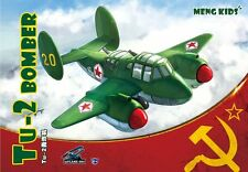 Meng Model mPLANE-004 Tu-2 Bomber (Q Edition)