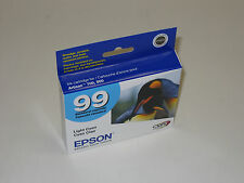 Genuine Epson T0995 Light cyan ink 99 Artisan 700 710 725 730 800 810 835 837