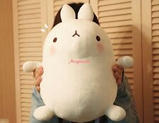 Korean Rabbit Molang Plush Toy -16""