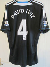 Chelsea 2011-2012 Away Football Shirt Size xl BNWT David Luiz 4 /11766