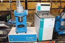 Bohlin Shear Reometer DSR II WITH CONTROL & NESLAB RTE-111 WATERBATH