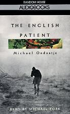The English Patient Ondaatje, Michael Audio Cassette