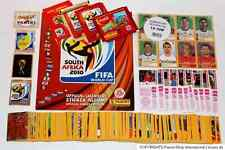Panini WC 2010 South Africa – KOMPLETTSATZ, ALBUM, UPDATES, P1-P20 - SUISSE ED.
