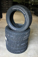 4 NEW LT 265 75 16 Cooper Discoverer AT3 All Terrain Tires Free Ship Blemished