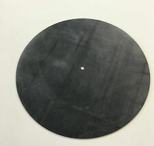 TURNTABLE / PLATTER MAT NEOPRENE RUBBER 1.5MMTHK