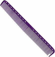 Y S Park Comb YS - 335 PURPLE Hairdressing High Quality Comb