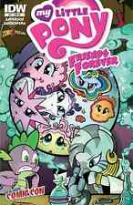 MY LITTLE PONY FRIENDS FOREVER 21 COMICXPOSURE NYCC NEW YORK COMIC CON VARIANT