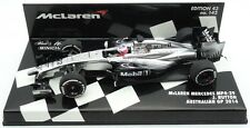 F1 1/43 MCLAREN MP4/29 MERCEDES BUTTON AUSTRALIAN GP 2014 MINICHAMPS