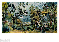 VERY RARE 1963 Russian card Stage scene by A.GOLOVIN for opera THE MAID OF PSKOV