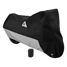 Nelson-Rigg Falcon Defender 2000 Large Motorcycle Cover- DE-2000-03-LG Black