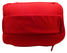 Red Pillow Multifunctional Travel Pillow iPad Tablet Case For Ipad Laptop