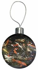 Swimming Koi Fish Christmas Tree Bauble Decoration Gift, AF-K1CB
