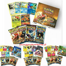 NEW Pokemon TCG Cards - 36 packs 324PCS - Booster Box English Edit For XMAS GIFT