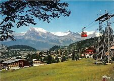 BR669 France Megeve le telepherique cable way