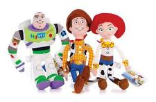 "Toy Story 3 Woody, Buzz & Jess 8"" 20.3cm Plush set of 3 suitable from birth"