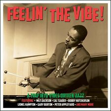 Feelin' The Vibe VARIOUS ARTISTS Best Of 48 Vibe Driven Jazz Songs NEW 3 CD