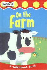 On the Farm (Toddler Talkabout),GOOD Book