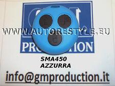 COVER AZZURRA SMART FORTWO 450 3 TASTI PER TELECOMANDO -USA TUA CHIAVE ORIGINALE