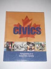 CIVICS Participating in a Democratic Society by Skeoch, Flaherty - McGraw-Hill
