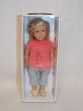 "American Girl LE ISABELLE MINI DOLL CLEAR COVER 6"" Blonde NEW NO BOOK"