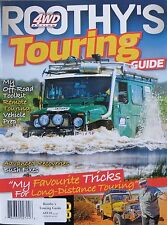 Australian 4WD Action Roothy's Touring Guide Magazine 20% Bulk Magazine Discount