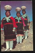 Zuni Olla Bearers, Great Shalako Ceremony (unused(indianA928