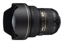 NEW Nikon AF-S Zoom Nikkor 14-24mm f/2.8G ED AF Lens for Digital SLR Cameras