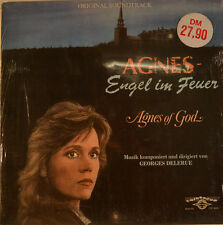 "OST - GEORGES DELERUE - AGNES-ENGEL IM FEUER - AGNES OF GOD 12"" LP BOX (L305)"