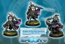 Infinity BNIB PanOceania - Knight of the Holy Sepulchre (Spitfire)