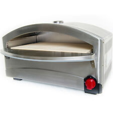 Excelair LPG Portable Outdoor Gas Pizza Oven Runs on LPG Gas Bottle EPO001