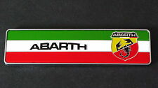 ABARTH Badge Evo Fiat 500 Punto Stilo Bravo