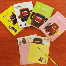 90sh Domo Kun Letter Small Lined Writing Stationery Paper Pad 9Various Design