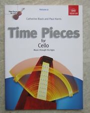 Time Pieces for Cello Volume 2  *NEW*  ABRSM