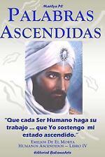 Palabras Ascendidas : Emilios de el Morya - Libro IV by Marilya PC (2010,...