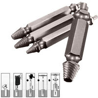 Screw Drill Bits Extractor Remover Easy Out Bolt Stud Tool
