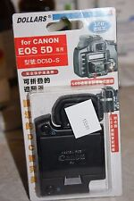 CANON EOS 5D DSLR CAMERA LCD HOOD AND SCREEN PROTECTOR BNIB