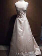 Henry Roth 49041-Wedding Gown- Blush Pink- Size 14 (43L)