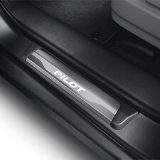 2016 NEW OEM HONDA PILOT ILLUMINATED DOOR SILL TRIM