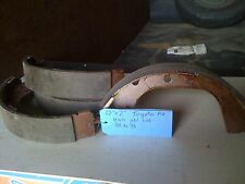 Toyota truck brake shoes, for 1980's and 1990's. lot of 4;  NOS  Item 0462