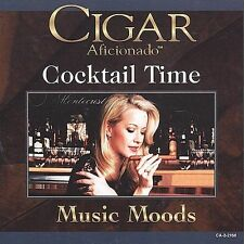 FREE US SH (int'l sh=$0-$3) NEW CD 101 Strings: Cigar Aficionado: Cocktail Time
